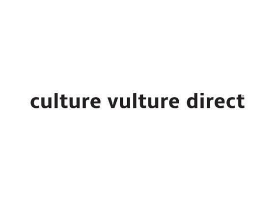 Culture Vulture Promo Code