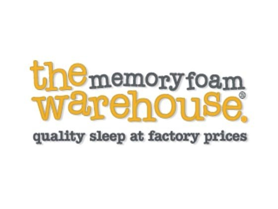 Memory Foam Warehouse Discount Code