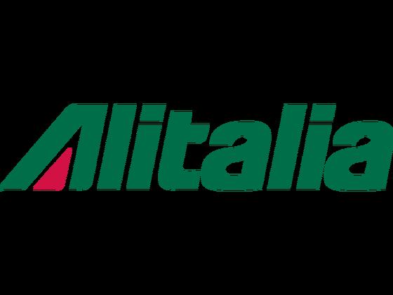 Alitalia Discount Code