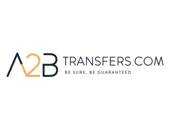 A2B Transfers Promo Code
