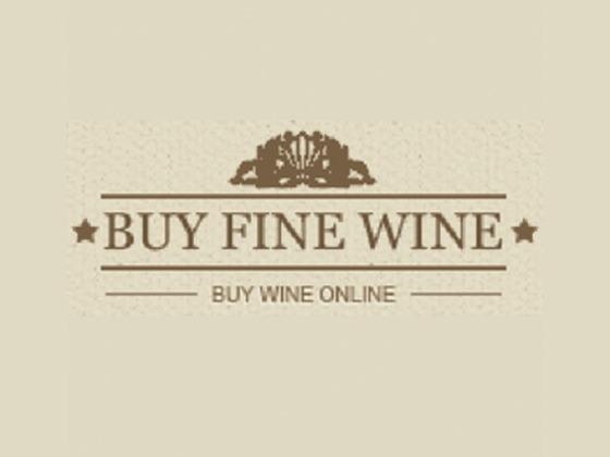 Buy Fine Wine Promo Code