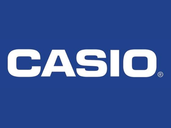 Casio Online Discount Code
