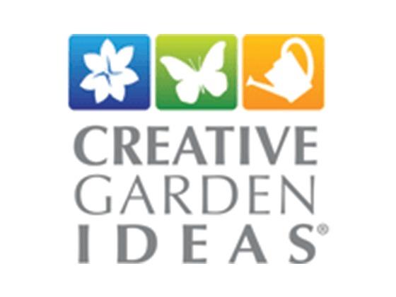 Creative Garden Ideas Discount Code