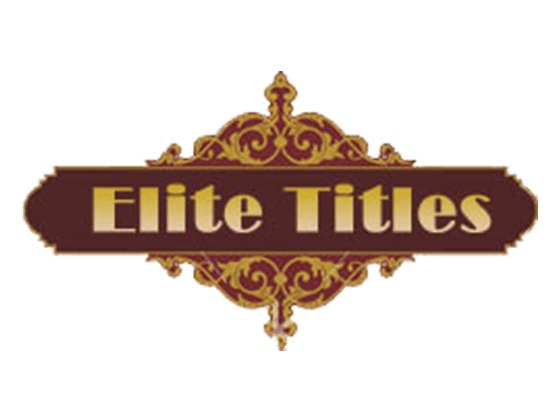 Elite Titles Promo Code