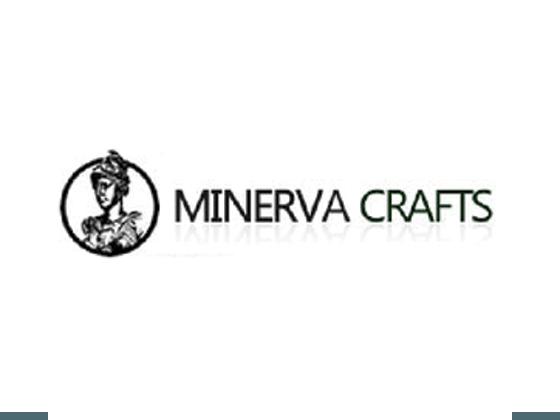 Minerva Crafts Promo Code