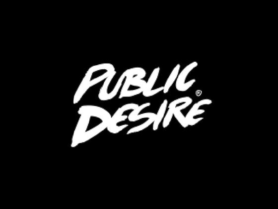 Public Desire Promo Code