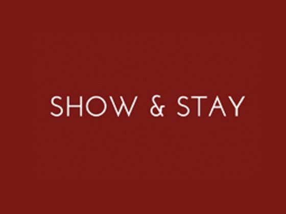 Show and Stay Discount Code