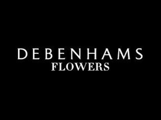 Debenhams Flowers Discount Code