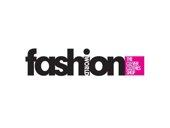 Fashion World Promo Code