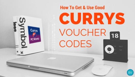 Currys Voucher codes