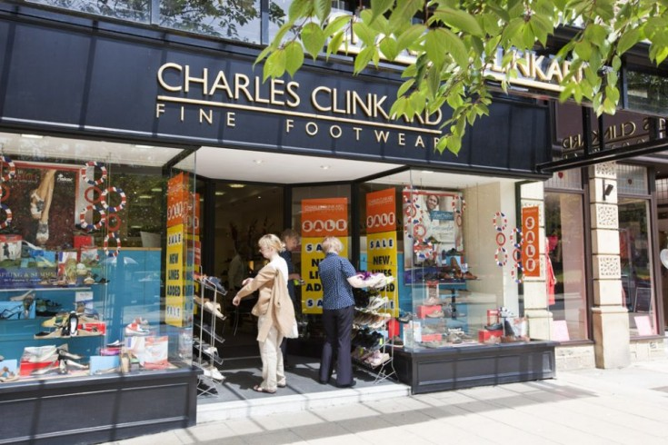 Charles Clinkard official Stores