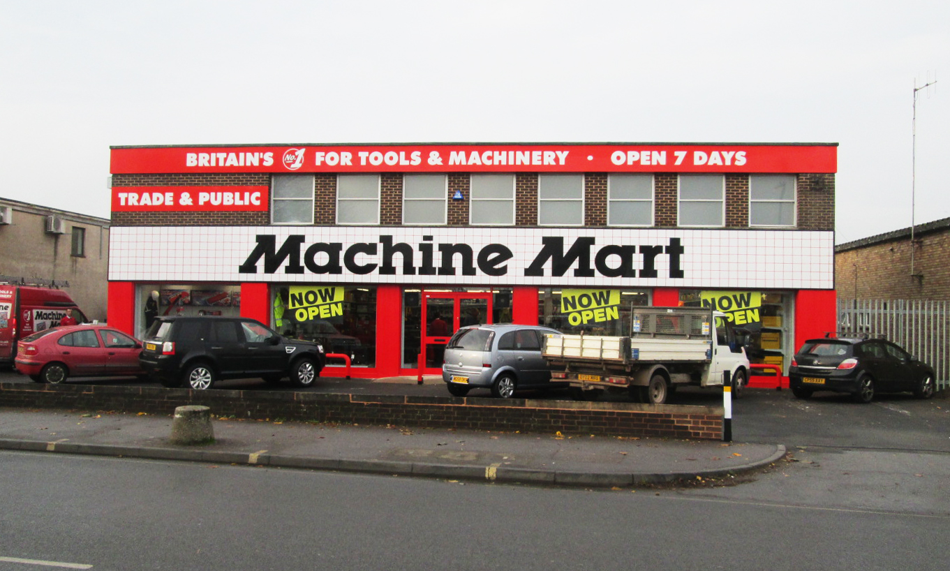 Machine Mart Promo Code