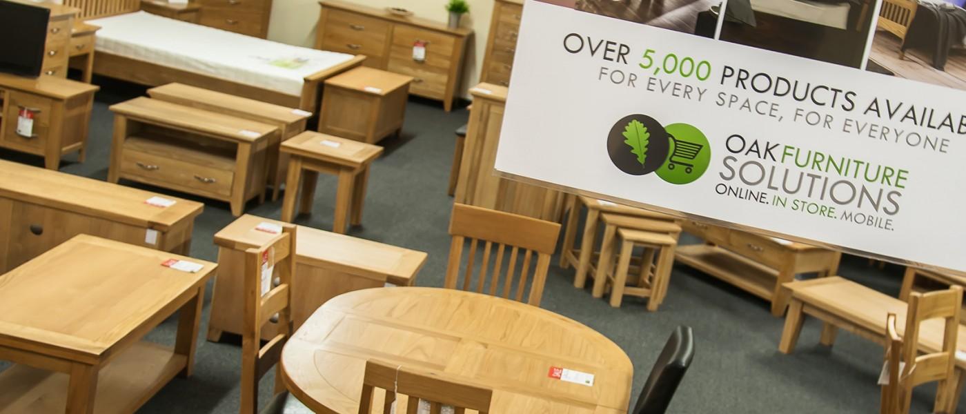 Oak Furniture Solutions Discount Code