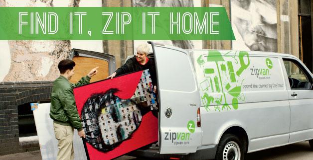 Zip Van Promo Code