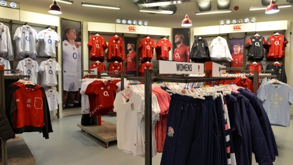 England Rugby Store promo code