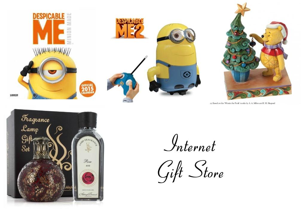 Internet Gift Store