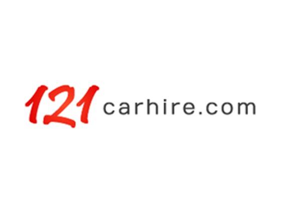 121 Car Hire Discount Code
