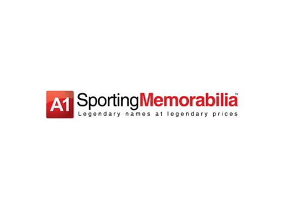 A1 Sporting Memorabilia Promo Code