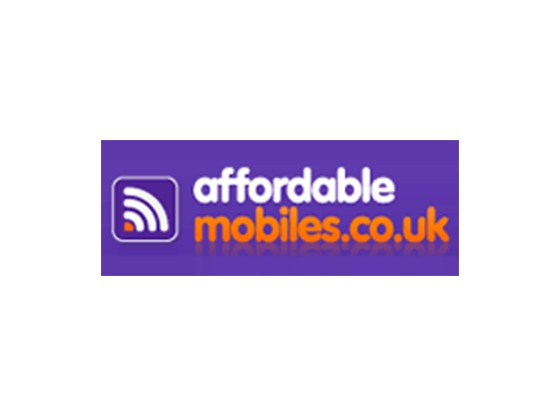 Affordable Mobiles Discount Code