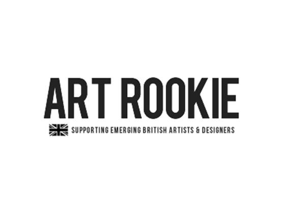 Art Rookie Discount Code