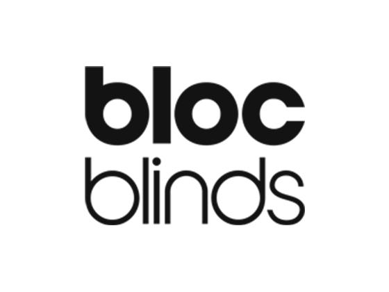 Bloc Blinds Voucher Code