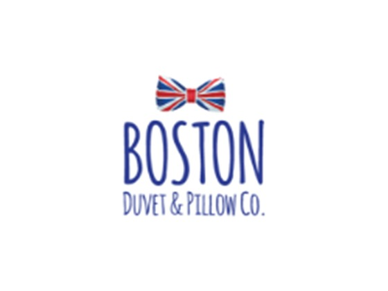 Boston Duvet & Pillow Co Promo Code