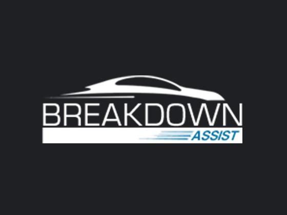 Breakdown Assist Discount Code