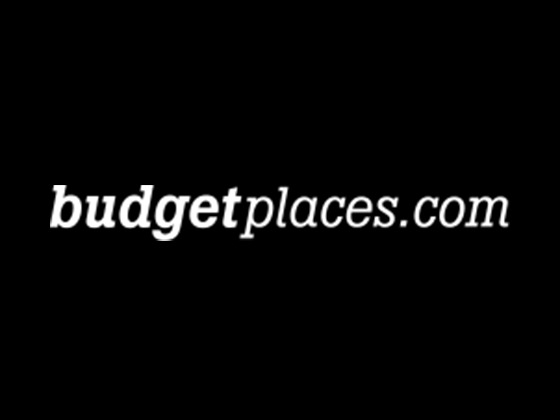 Budget Places Discount Code