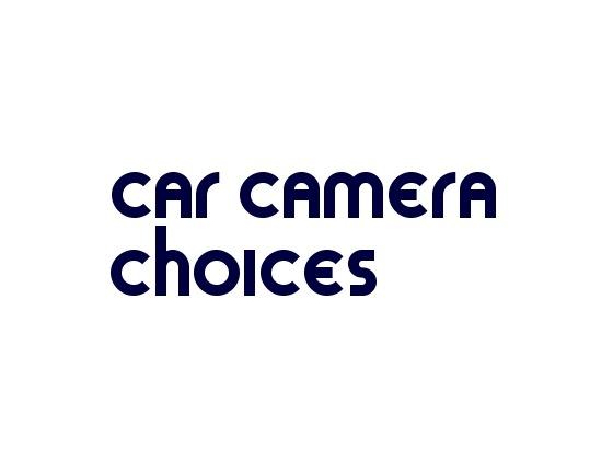 Car Camera Choices Promo Code