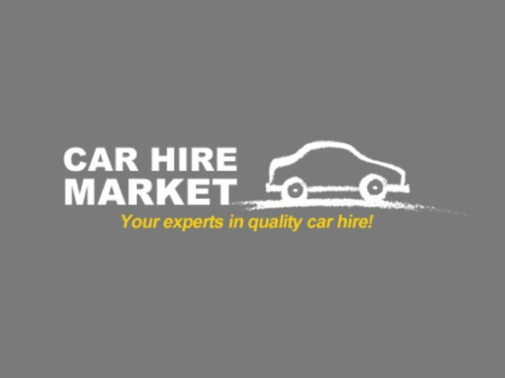 Car Hire Market Voucher Code