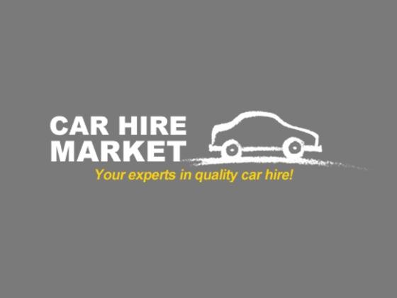 Car Hire Market Voucher Code