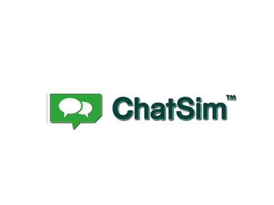 Chat Sim Discount Code