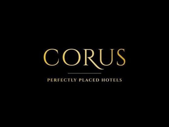 Corus Hotels Promo Code