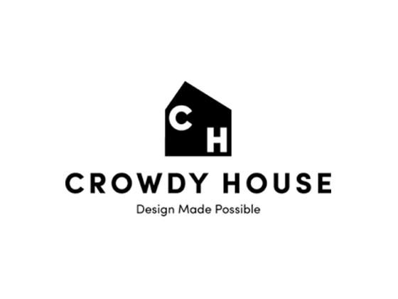 Crowdyhouse Voucher Code