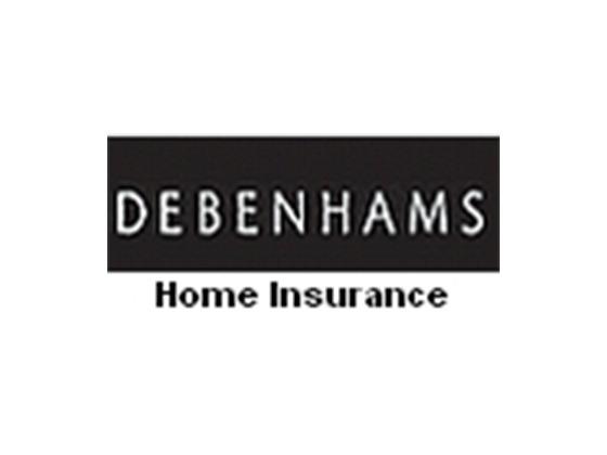 Debenhams Home Insurance Promo Code