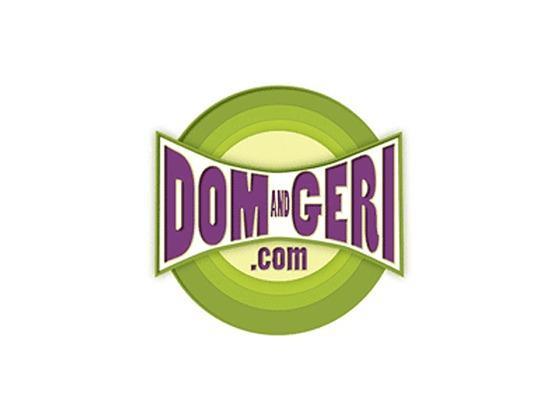 Dom & Geri Voucher Code