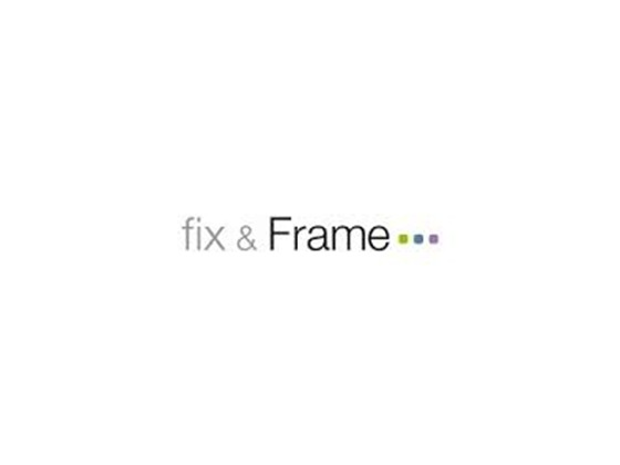 Fix and Frame Discount Code