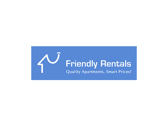 Friendly Rentals Promo Code