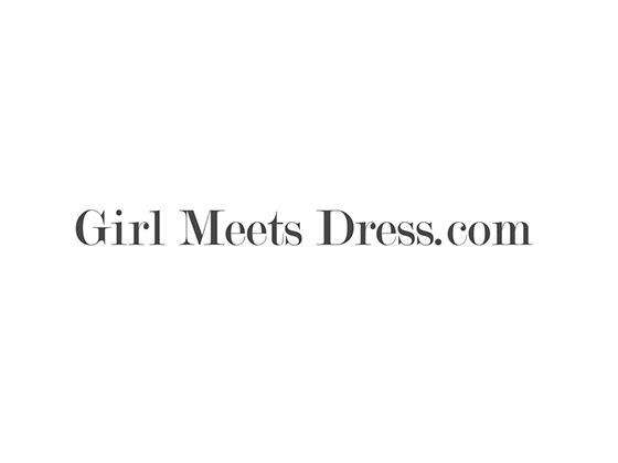 Girl Meets Dress Voucher Code