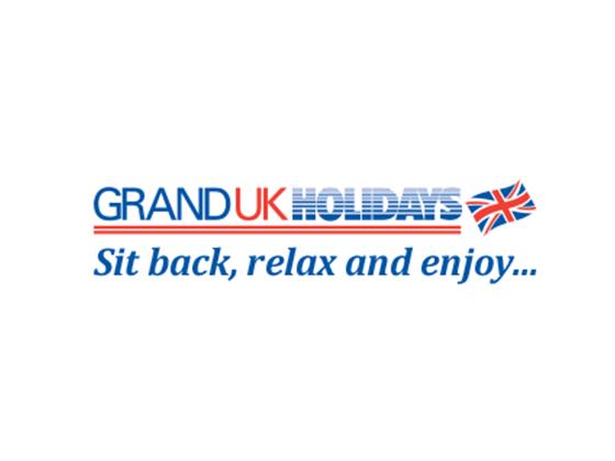 Grand UK Holidays Promo Code