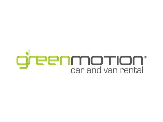 Green Motion CarRental Voucher Code