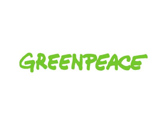 Greenpeace Voucher Code