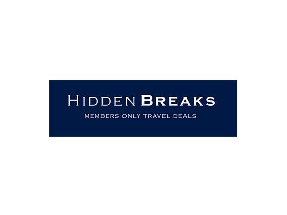 Hidden Breaks Discount Code