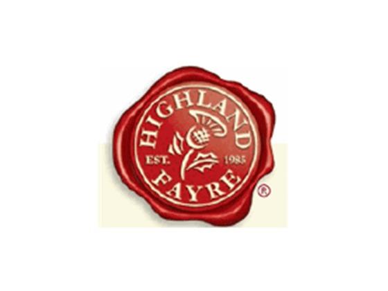 Highland Fayre Promo Code