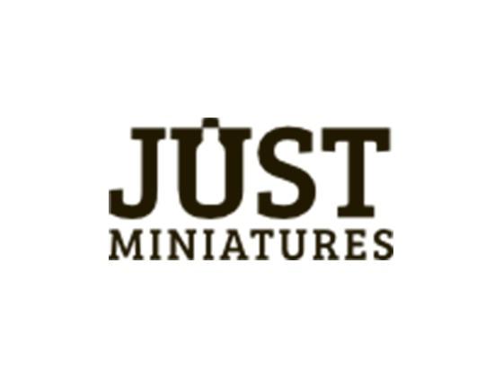 Just Miniatures Voucher Code