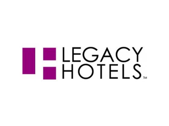 Legacy Hotels Discount Code