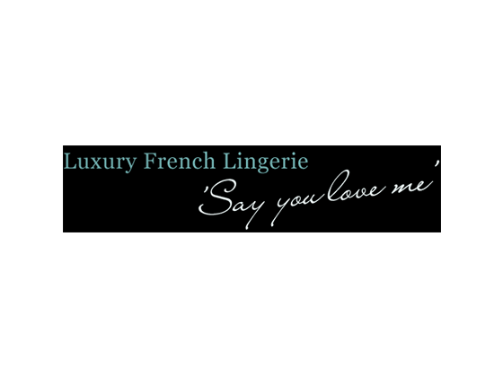 Luxury French Lingerie Voucher Code