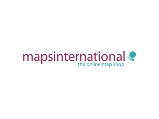 Maps International Promo Code