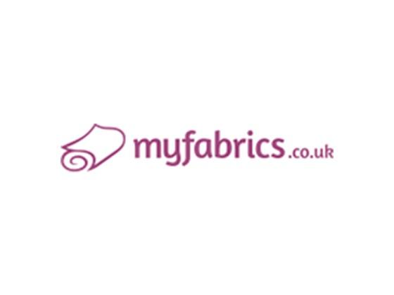 My Fabrics Voucher Code