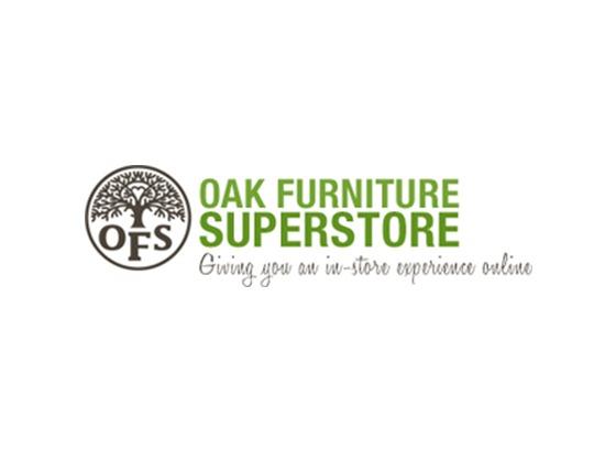 Oak Furniture Superstore Promo Code